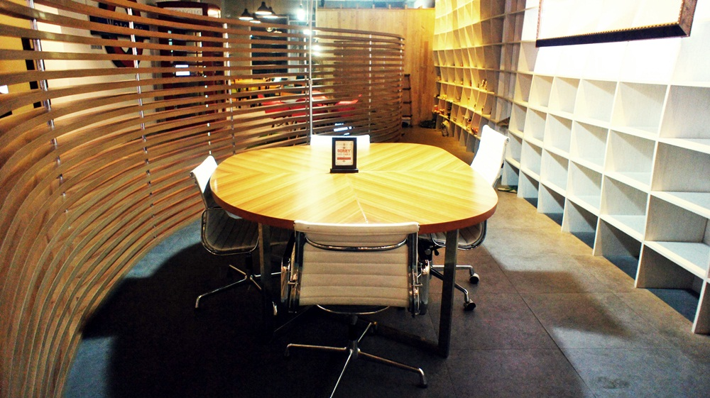 meeting room for 4-6 people in Kemang