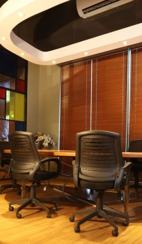 A private function room suitable to accommodate 10 to 15 people